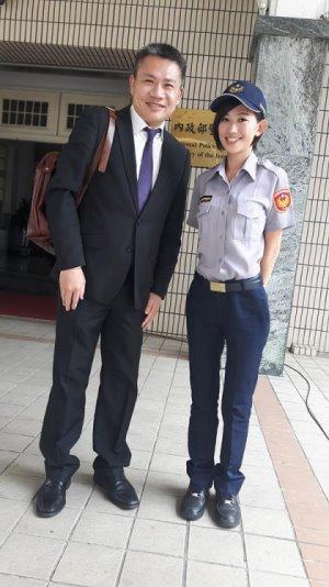 北市警界郭雪芙 陳柏婷